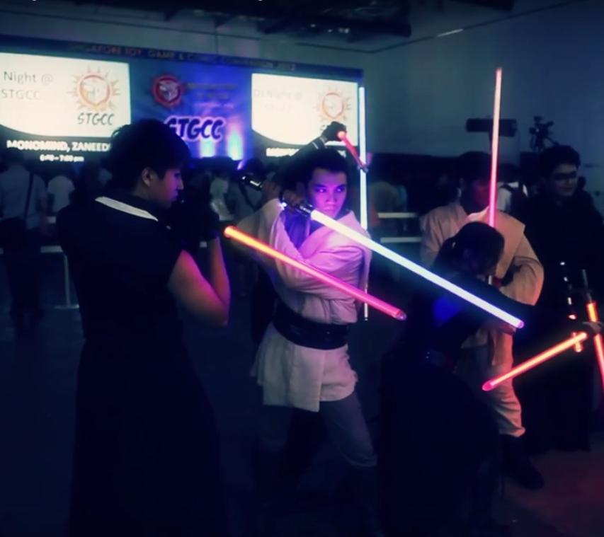 events-lightsaber